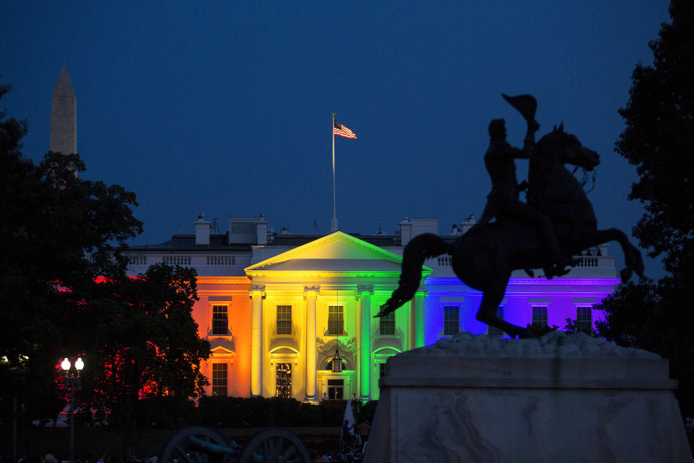 Court Decision On Gay Marriage A Victory For America, Obama Says