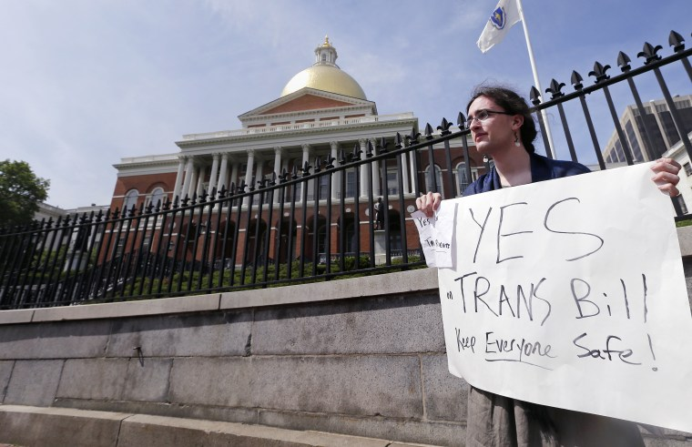 IMAGE: Massachusetts transgender bill