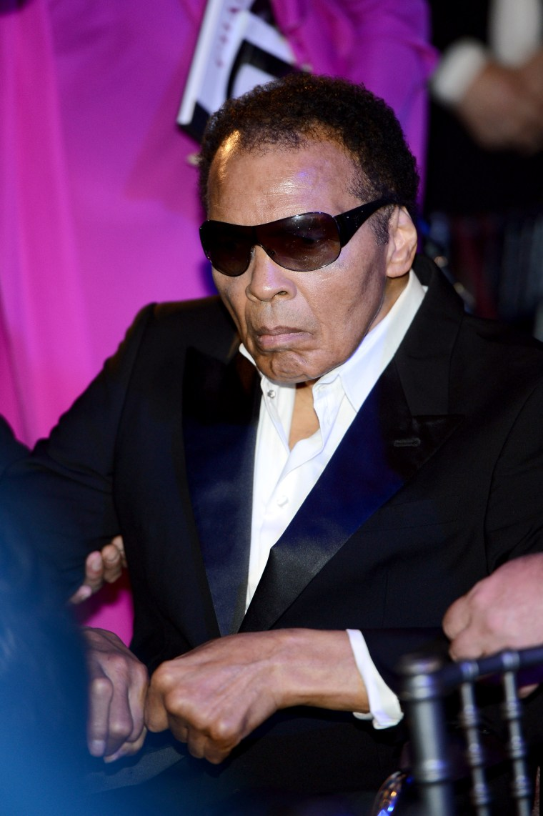 Image: Muhammad Ali Sports For Peace - Fundraising Ball - Inside