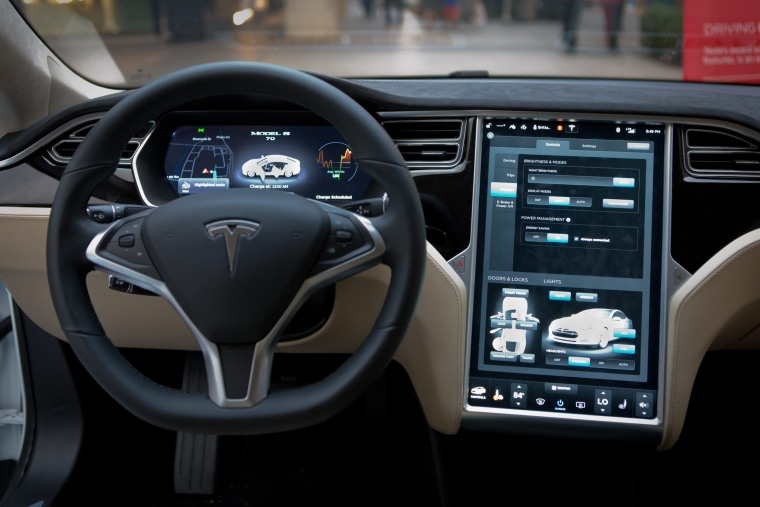 IMAGE: Tesla Model S