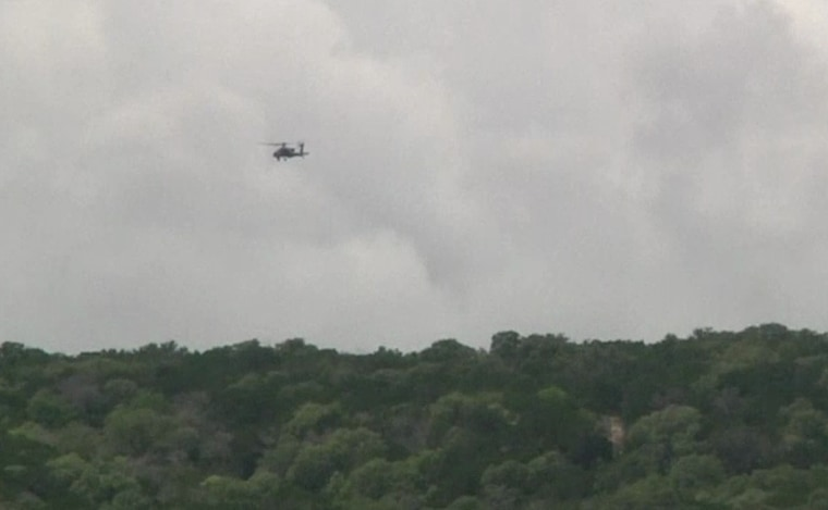 IMAGE: Fort Hood rescue