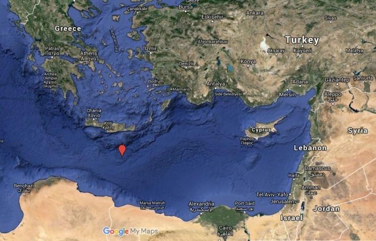 Image: Mediterranean