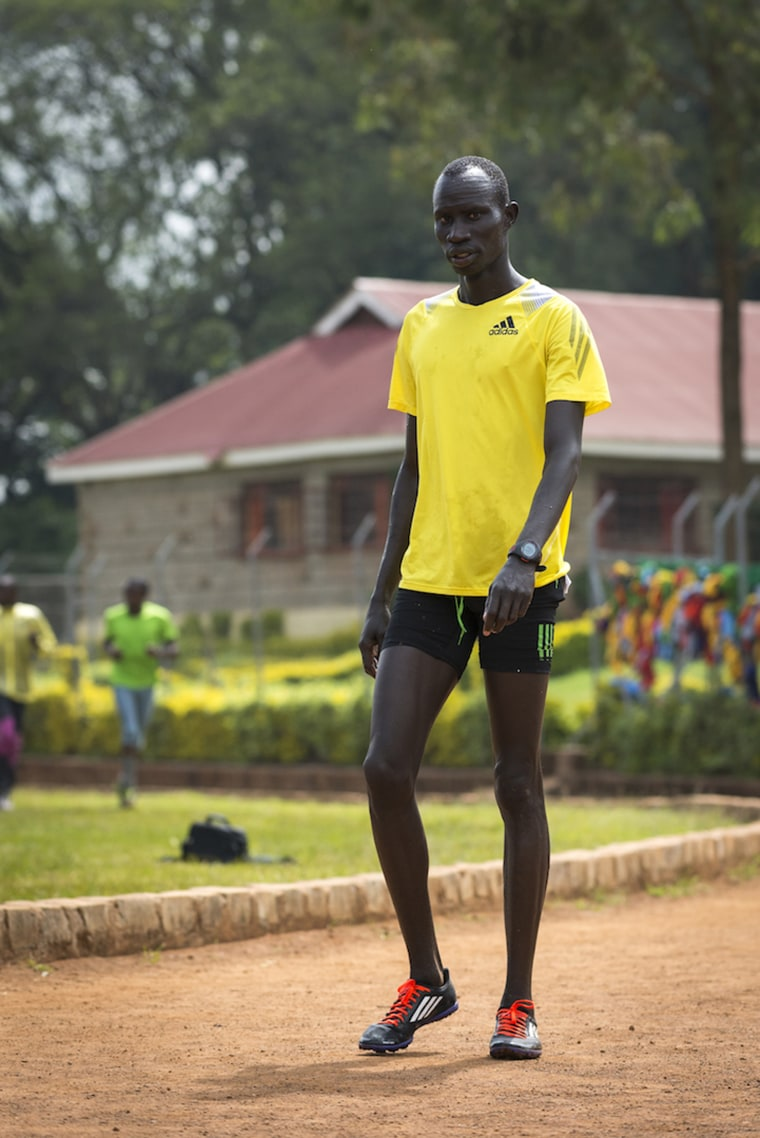 Image: Refugee Athletes in Kenya