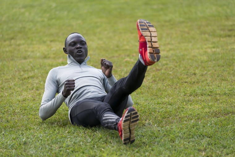 Refugee Athletes in Kenya