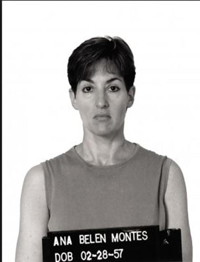 IMAGE: Notorious Cuban spy Ana Montes