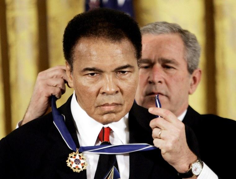Image: Muhammad Ali