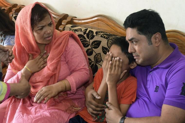 Image: BANGLADESH-RELIGION-UNREST