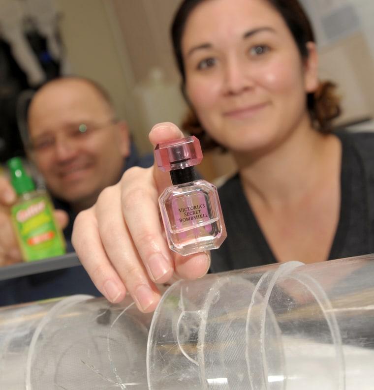 VICTORIA'S SECRET Bombshell Eau de Parfum found to repel mosquitoes