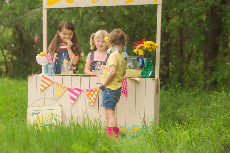 Photographing your kids with their summer playmates is a sure way to capture the magic of childhood.