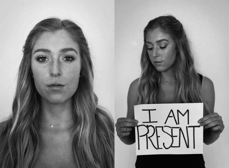 I am present.