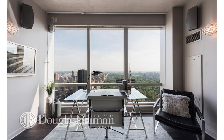 Diddy's NYC apartment