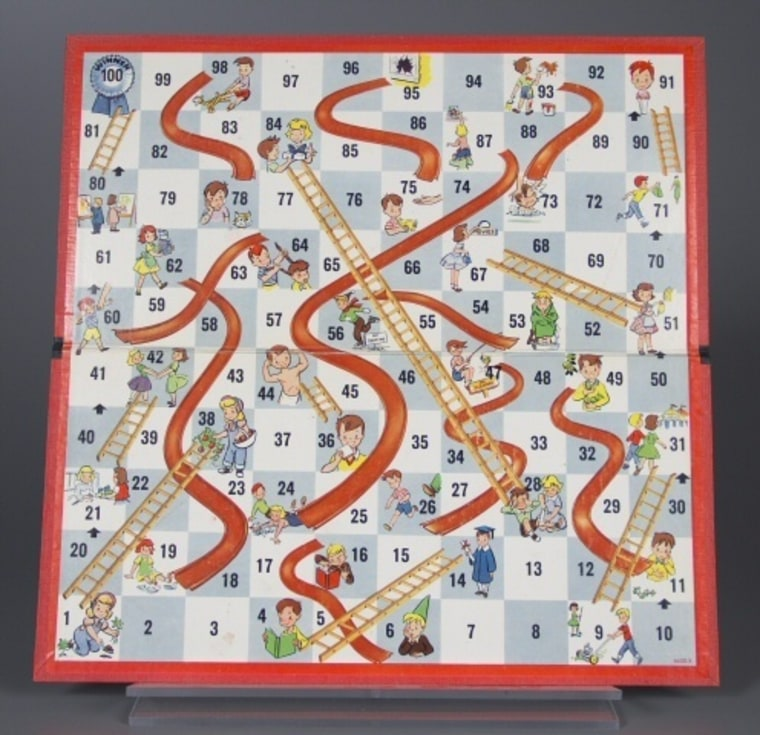 1940 - Chutes and Ladders