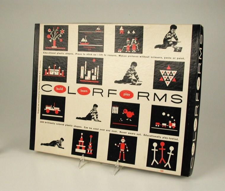 1950- Colorforms