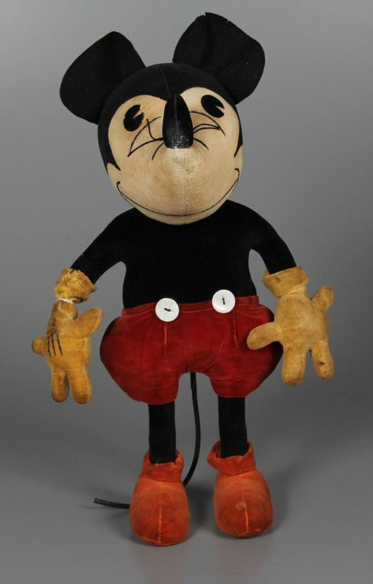 1920- Disney's Mickey Mouse