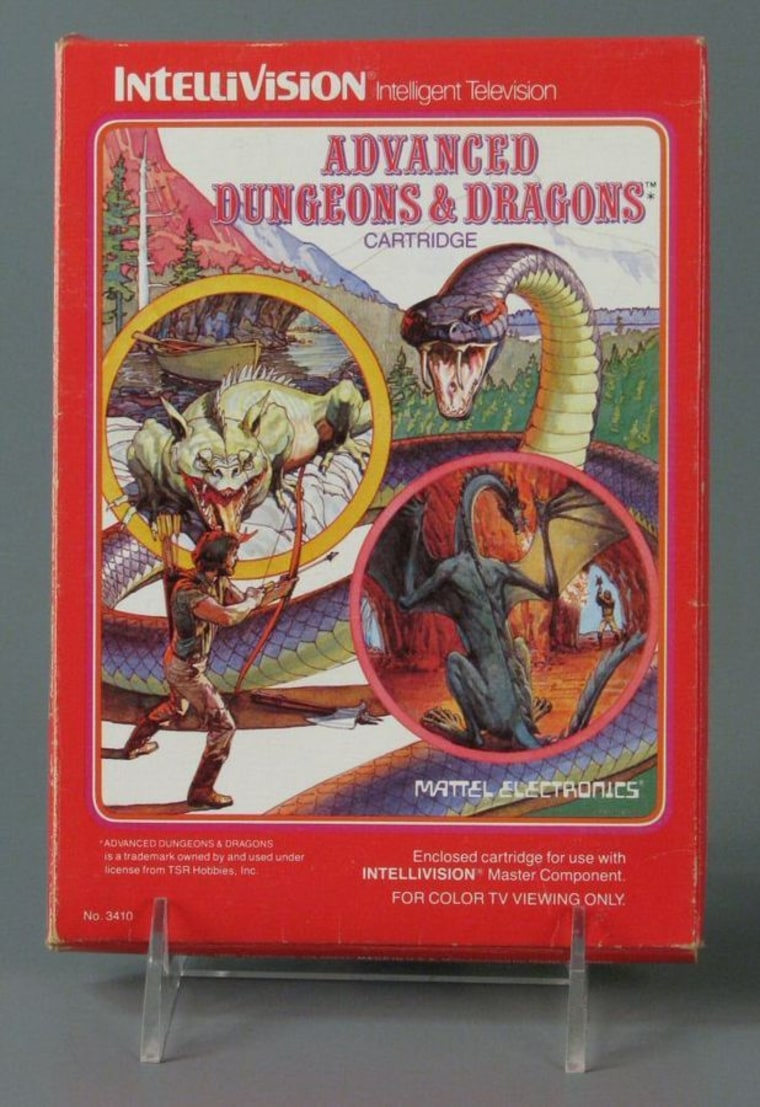 1970 - Dungeons & Dragons