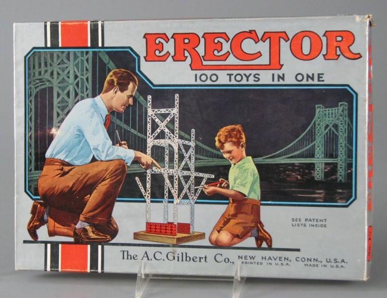 1910- Erector Set