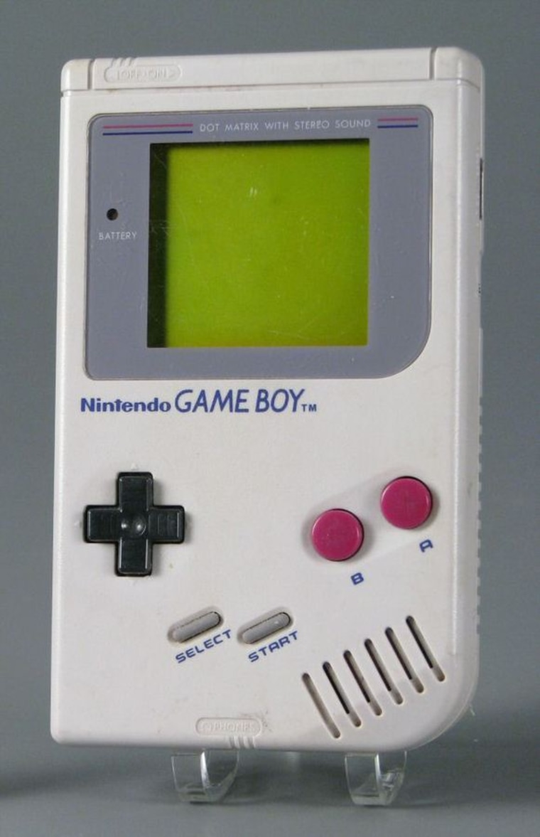 1980 - Gameboy