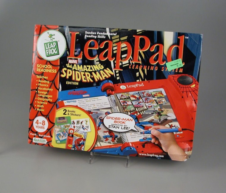 1990 - Leapfrog's LeapPad
