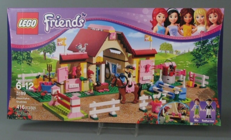 2010 - LEGO Friends