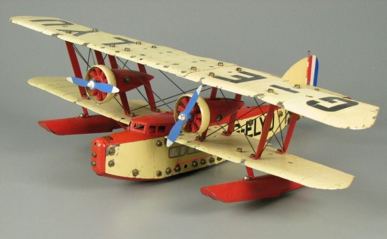 1940 - Model Airplanes