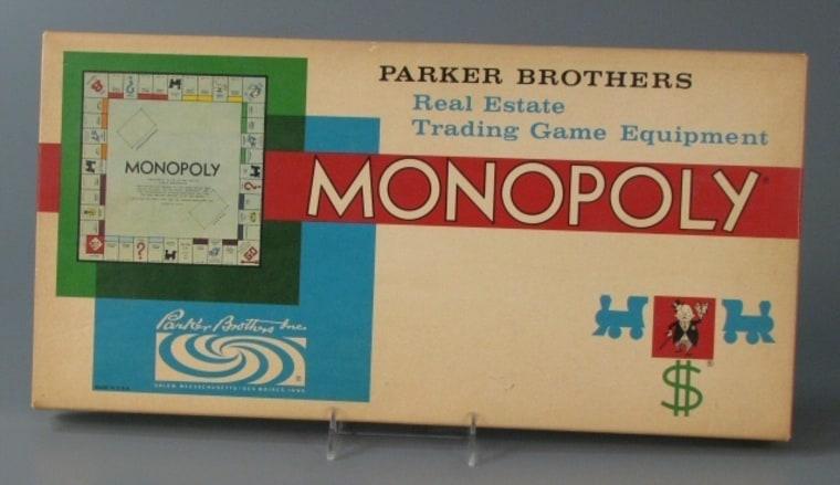 1930- Monopoly