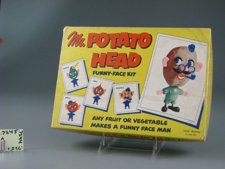 1950 - Mr. Potato Head