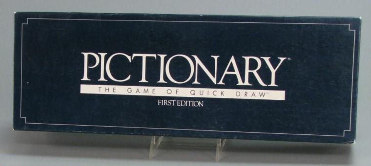 1980 - Pictionary