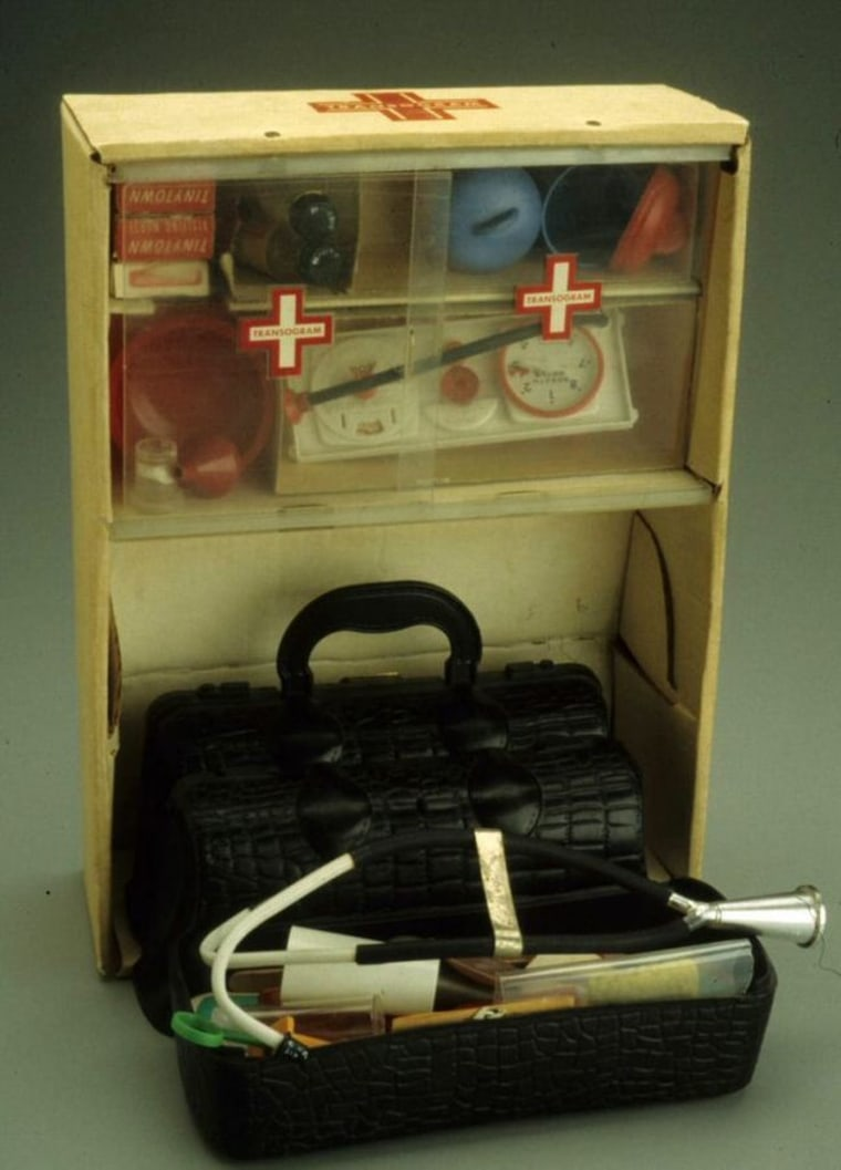 1920 - Play Doctor's Bag