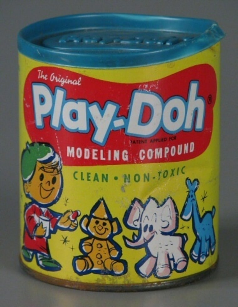 1950- Play-Doh
