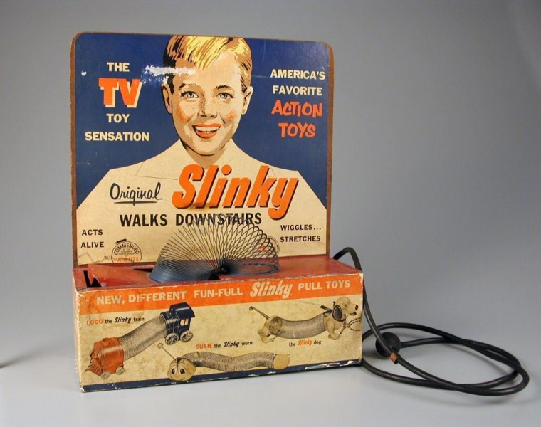 1940- Slinky