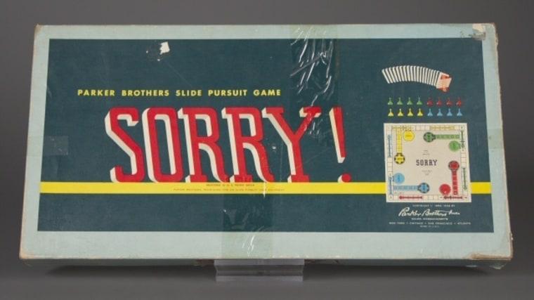 1930 - Sorry!