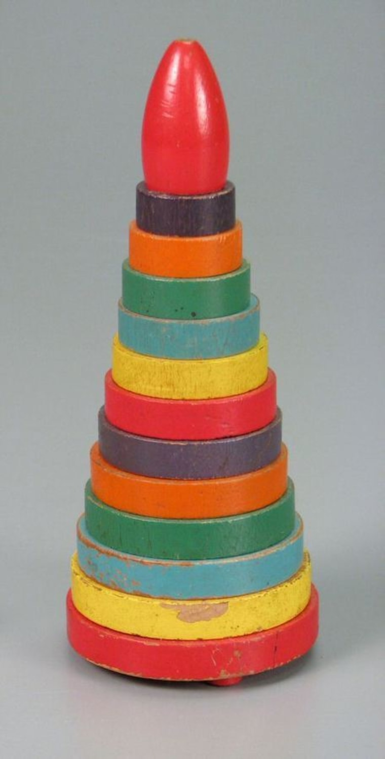 1930 - Stacking Rings