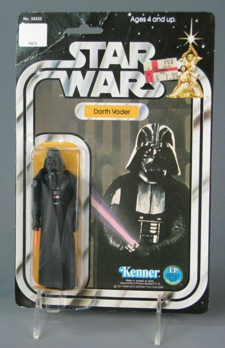 1970 - Star Wars Figures