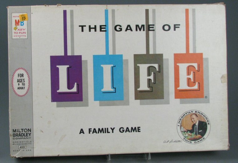 1960 - Game of Life