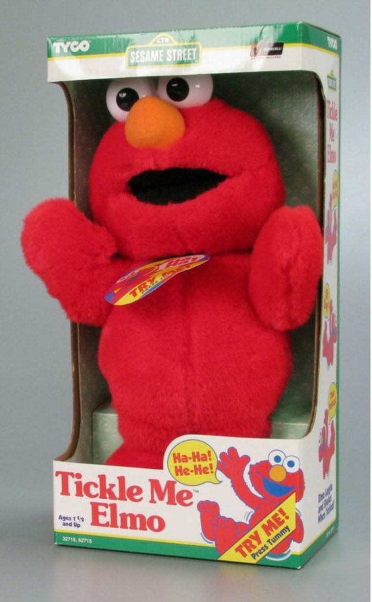 1990 - Tickle Me Elmo