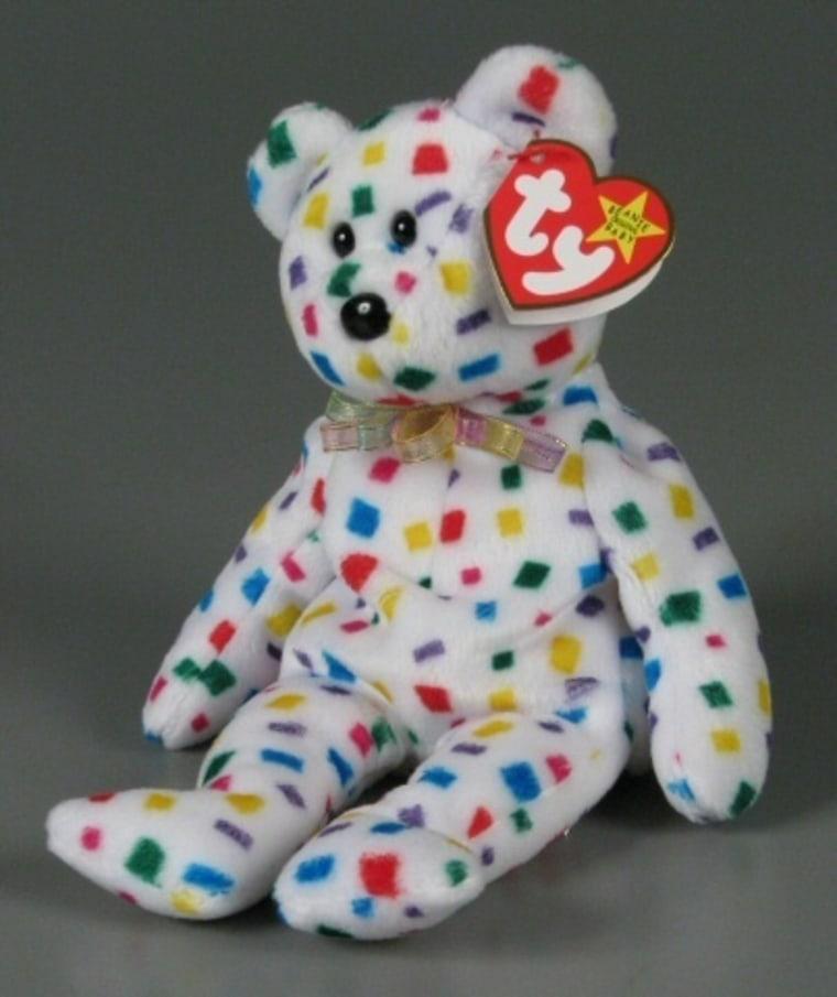 1990 - Beanie Babies