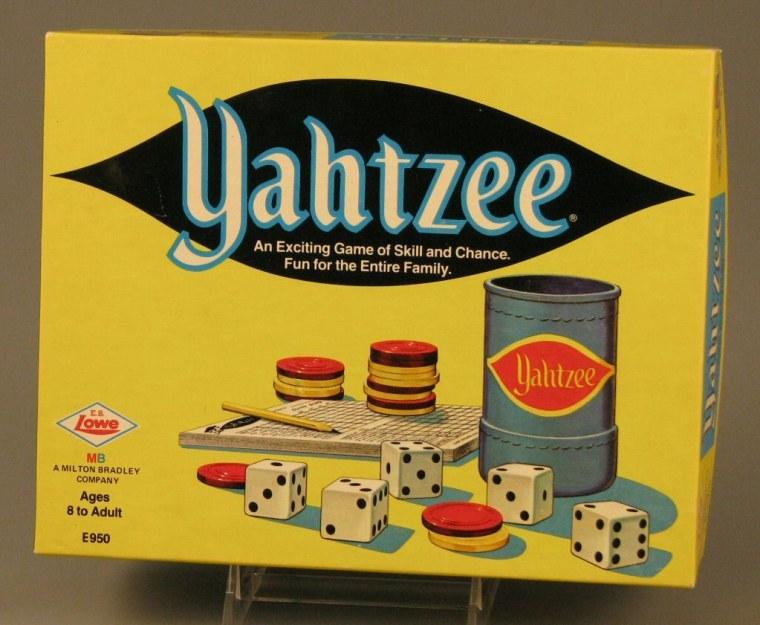 1950 - Yahtzee