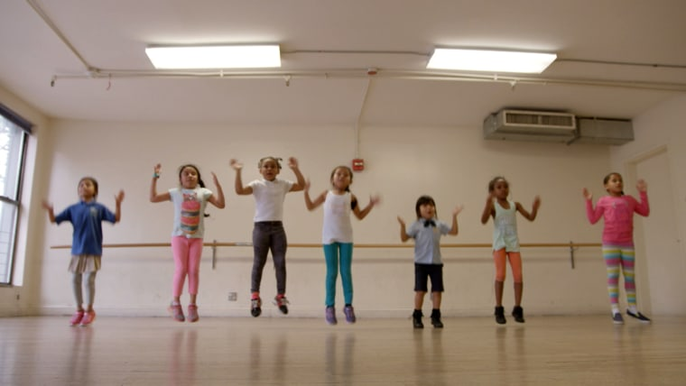 Groove with Me, a Harlem dance studio