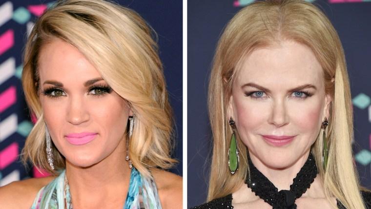 Carrie Underwood / Nicole Kidman