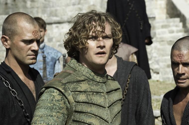 Loras Tyrell played by Finn Jones