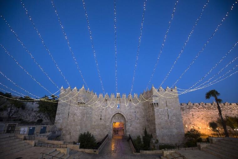 Image: Ramadan in Jerusalem
