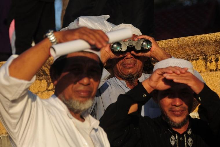 Image: THAILAND-RELIGION-ISLAM-RAMADAN
