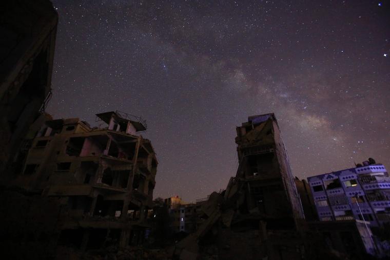 Image: SYRIA-CONFLICT-RELIGION-ISLAM-RAMADAN