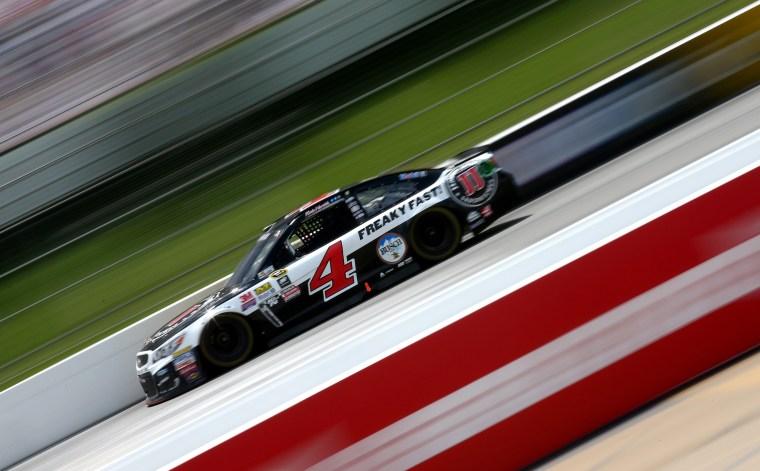 "Image: NASCAR Sprint Cup Series Axalta ""We Paint Winners"" 400"