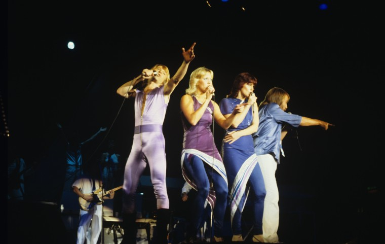 Image: Abba in 1979