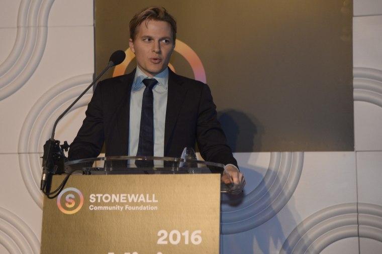 2016 Stonewall Community Foundation: Vision Awards