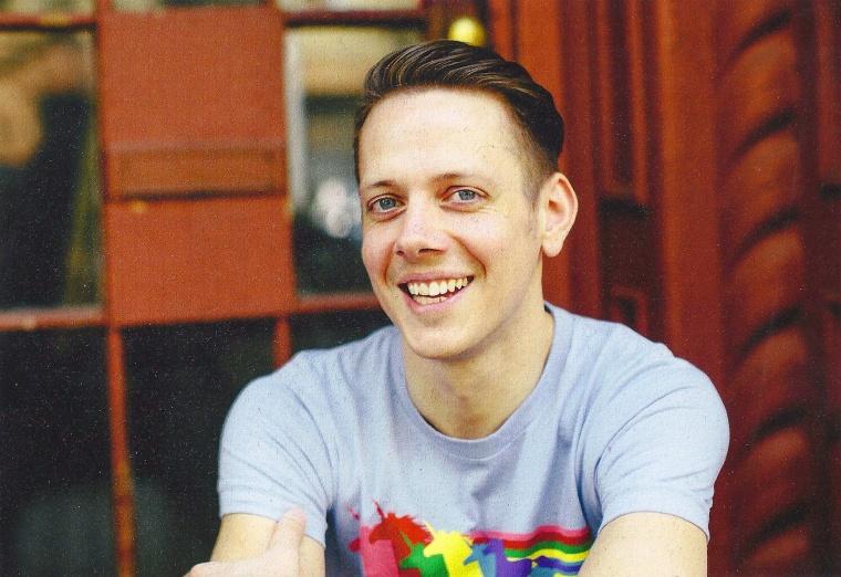 Nathan Manske, founder of digital storytelling platform I'm From Driftwood