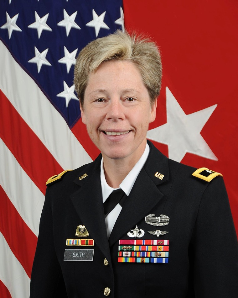 Brigadier General Tammy S. Smith Deputy Chief of Staff, Army Reserve.