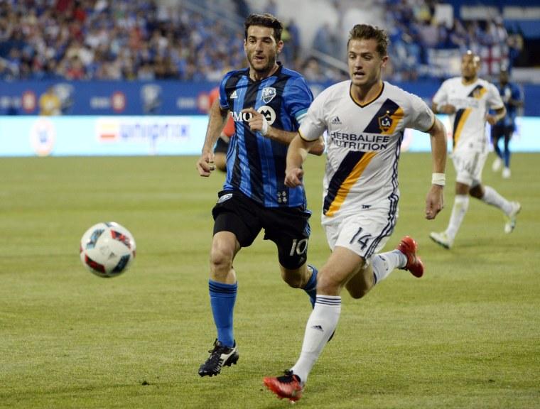 Image: MLS: LA Galaxy at Montreal Impact