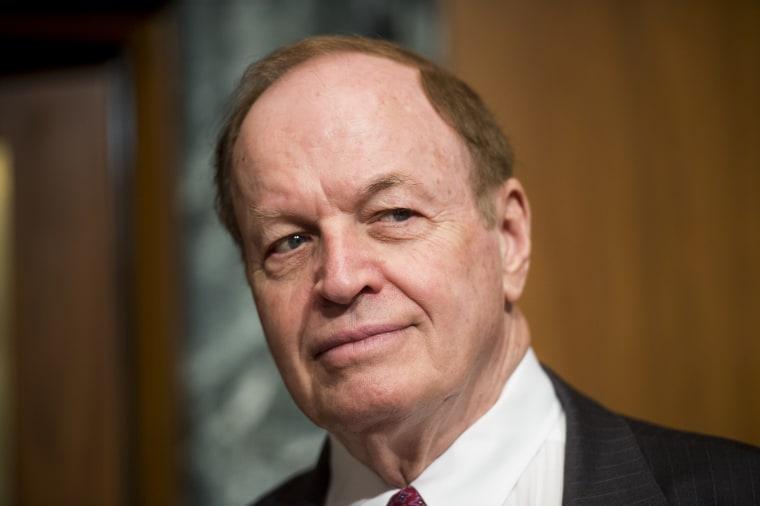 Sen. Richard Shelby, R-Ala.,